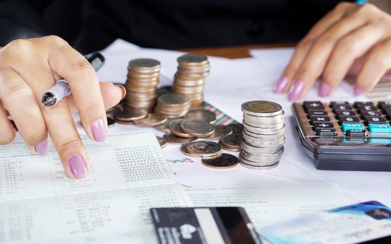 Calcul du compte courant d'associé d'une entreprise