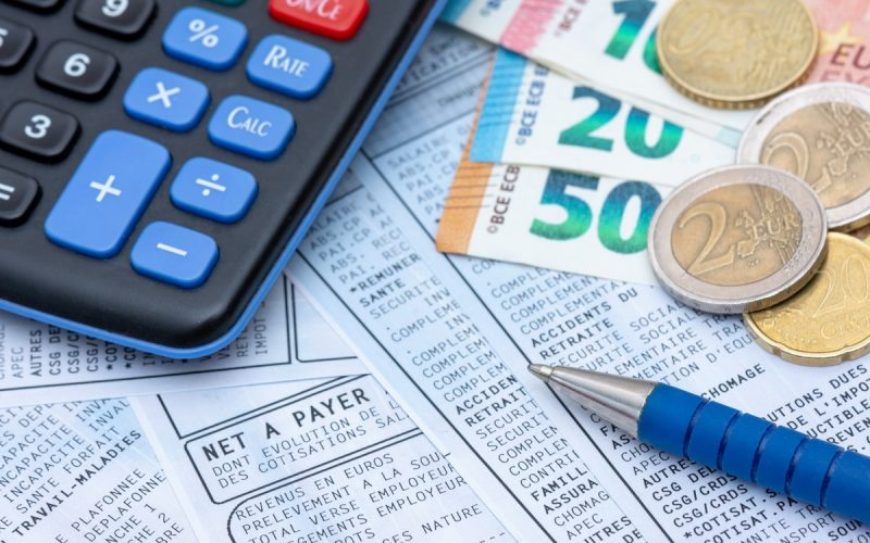 Cotisation Foncière des Entreprises CFE d'une entreprise