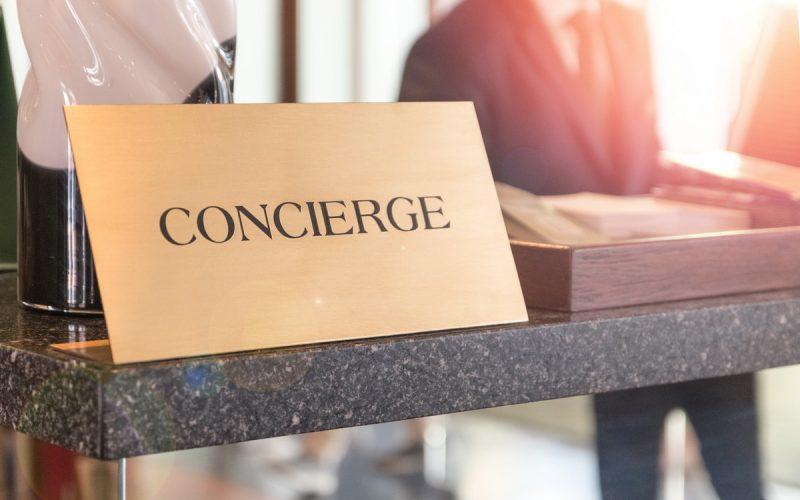 Rédaction conciergerie