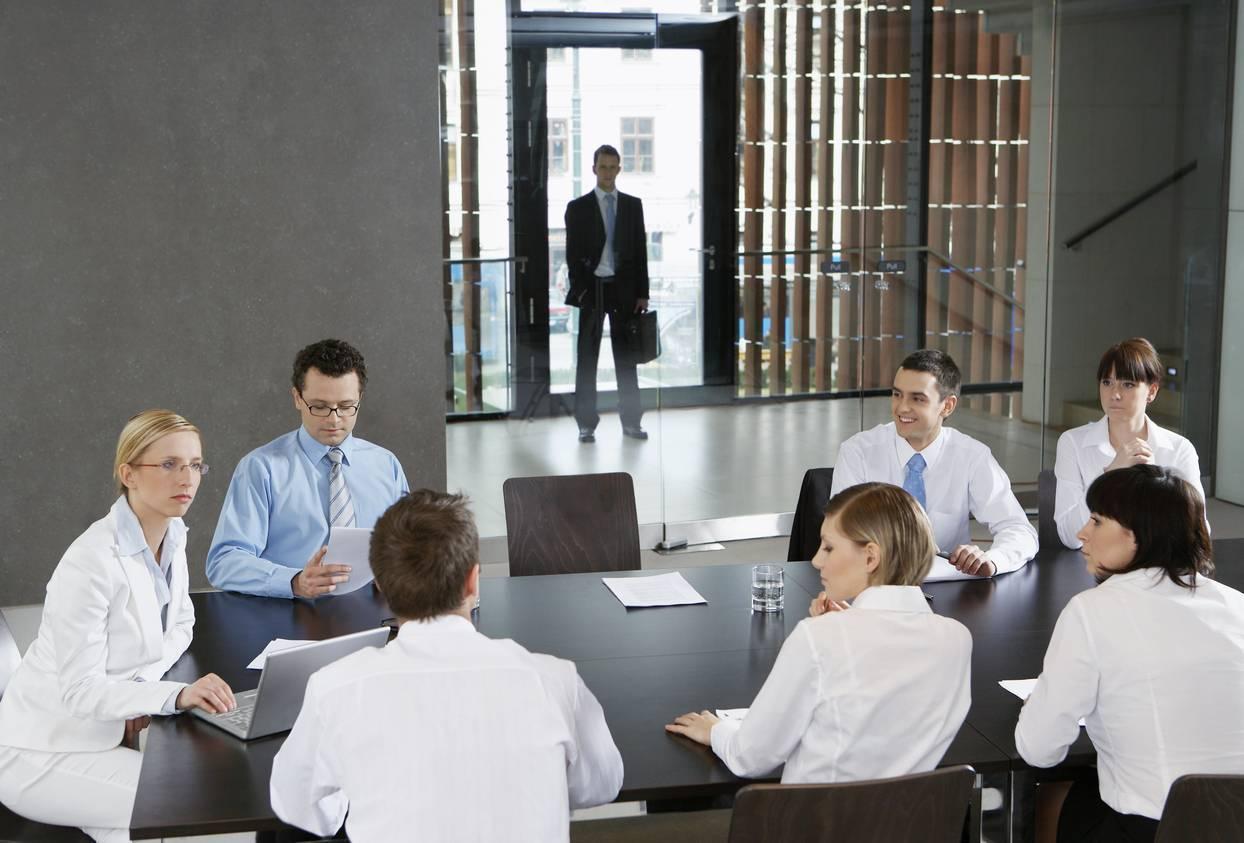 réunion chaise bureau